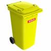 Bild Mülltonne 240 Liter - gelb