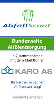 Super Umrechnungsfaktor & Gewicht Bauschutt - bei AbfallScout BV41